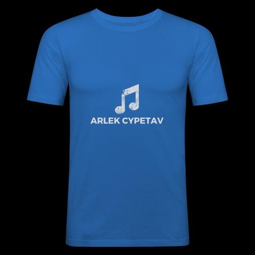 ARLEK CYPETAV - T-shirt près du corps Homme