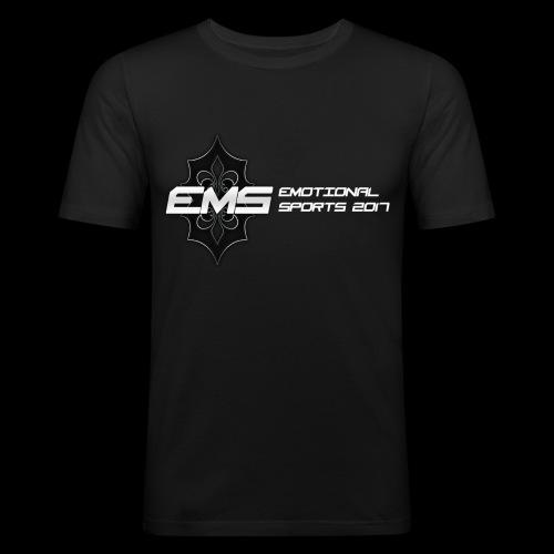 Ebene 1 - Männer Slim Fit T-Shirt