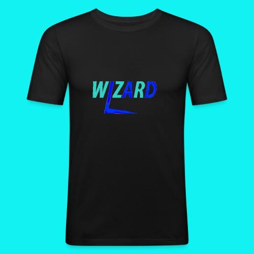 2017 wizard merch - Men's Slim Fit T-Shirt