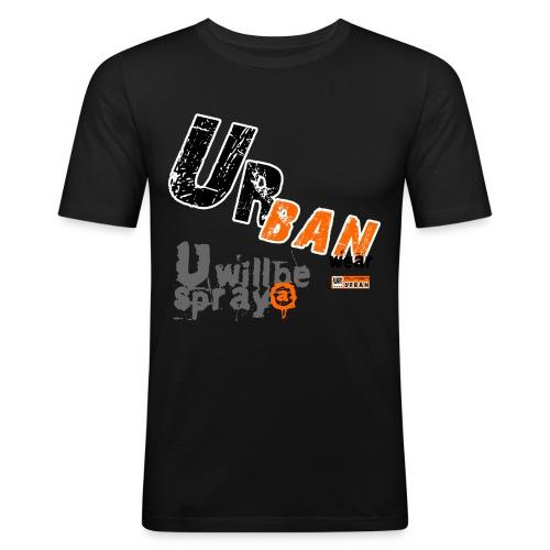 Urban wear - Camiseta ajustada hombre