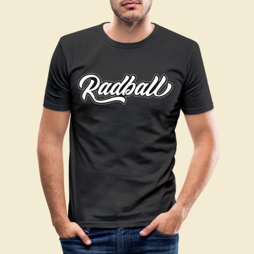 Radball - Männer Slim Fit T-Shirt