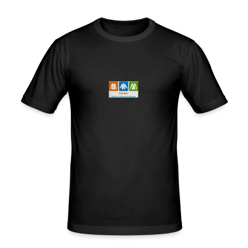 IMG 3596 - Herre Slim Fit T-Shirt
