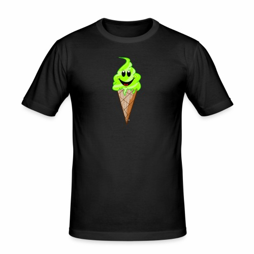 Mr./ Ms. Pistachio - Mannen slim fit T-shirt