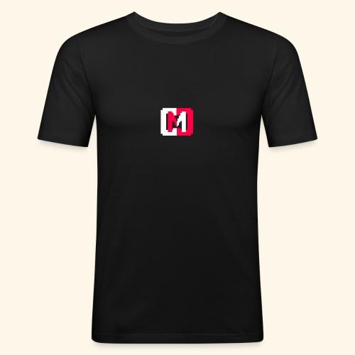 MMM - Mannen slim fit T-shirt