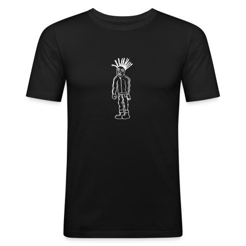 Joshstafari Man - Men's Slim Fit T-Shirt