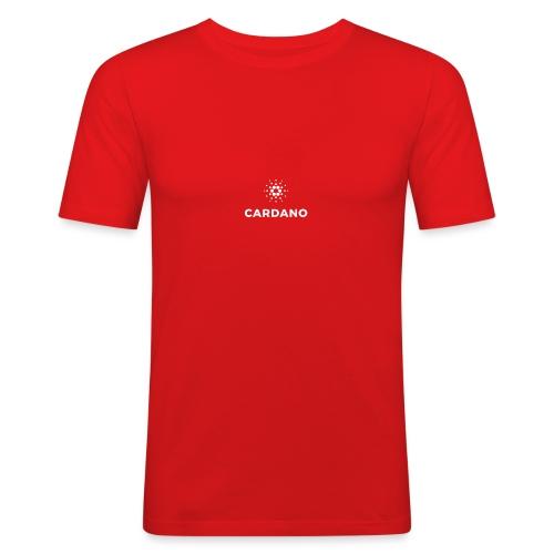 ADA - Obcisła koszulka męska