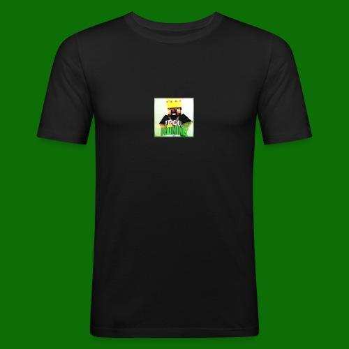 TrollKoning - Mannen slim fit T-shirt