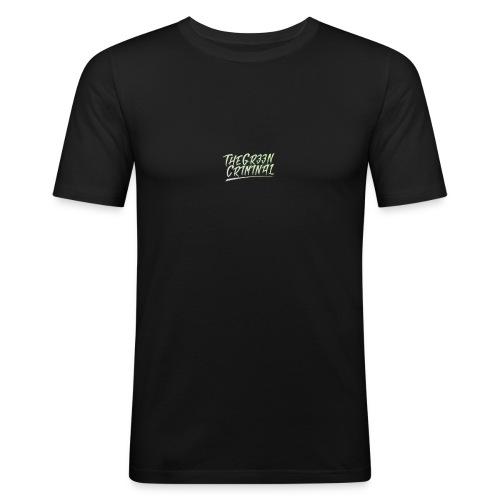 TGC Mens T-Shirt - Men's Slim Fit T-Shirt