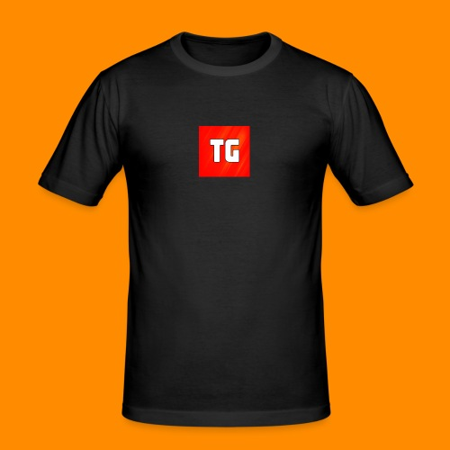 T-Shirt Vrouwen met logo - Mannen slim fit T-shirt