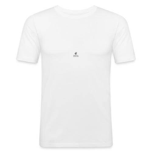 peng_parra - Herre Slim Fit T-Shirt
