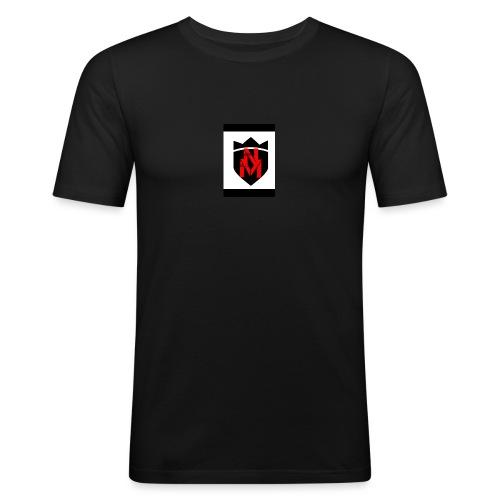 NM Merch - Männer Slim Fit T-Shirt
