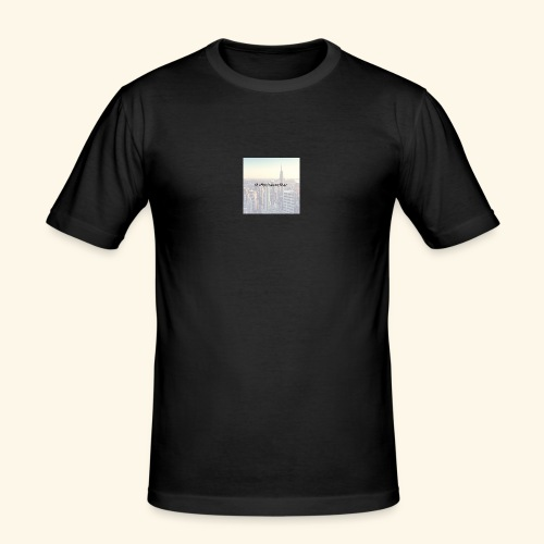 ItsAminecrafter - Mannen slim fit T-shirt