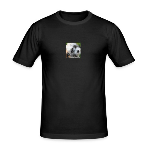 mobil - Herre Slim Fit T-Shirt