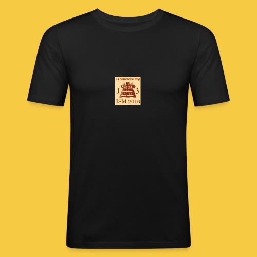 ISM2016 - Männer Slim Fit T-Shirt