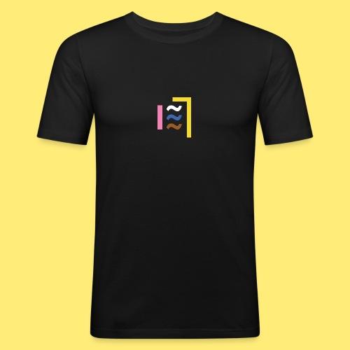 Yung.BRAND - T-shirt près du corps Homme