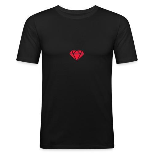 Logomakr_29f0r5 - Men's Slim Fit T-Shirt