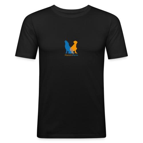 Camiseta Maestro Perro - Camiseta ajustada hombre
