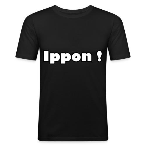 ippon - Männer Slim Fit T-Shirt
