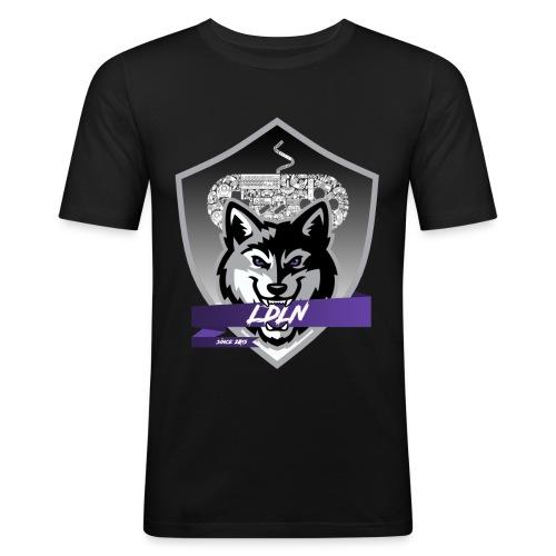 Le logo de la Légion de la Nuit - T-shirt près du corps Homme
