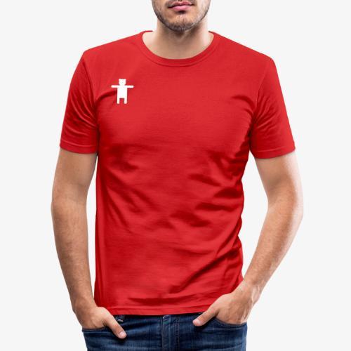 Women's Pink Premium T-shirt Ippis Entertainment - Miesten tyköistuva t-paita