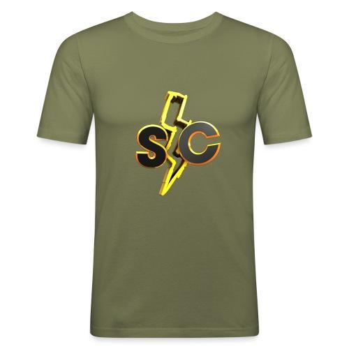 SkyCatan Appereal! Limited edition dank! - Slim Fit T-skjorte for menn