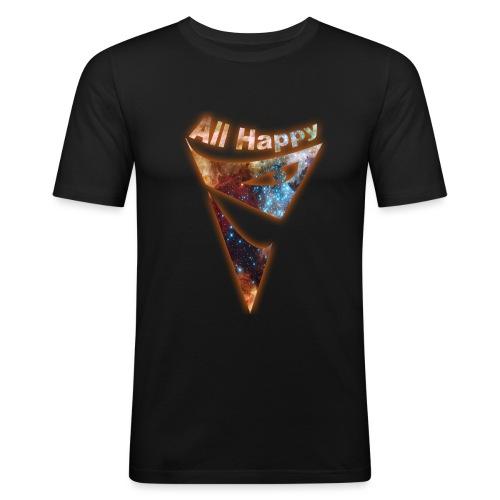 AH2 - T-shirt près du corps Homme