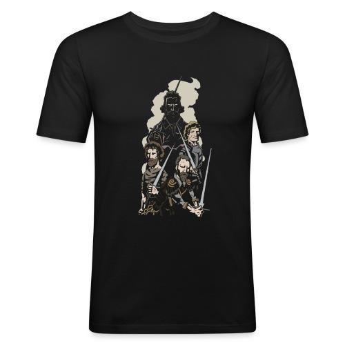 German Masters - Men's Slim Fit T-Shirt