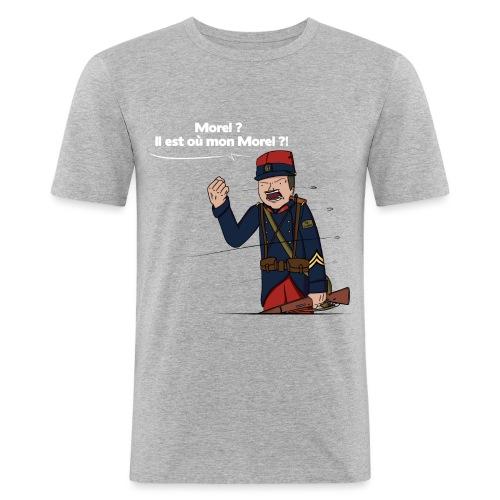 Sgt.Flantier 1914 - T-shirt près du corps Homme