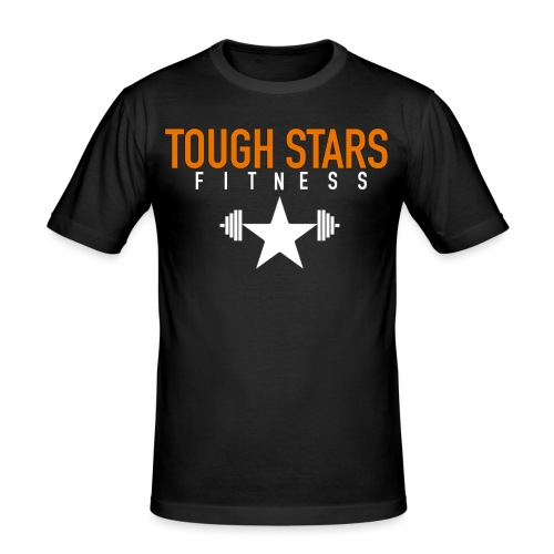 Tough Stars - Men's Slim Fit T-Shirt