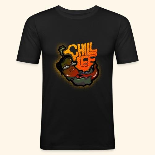 CHILL LEE - Men's Slim Fit T-Shirt