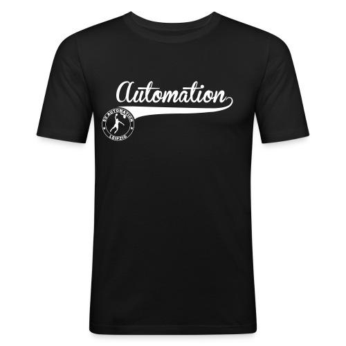 shirt 2013 10 - Männer Slim Fit T-Shirt