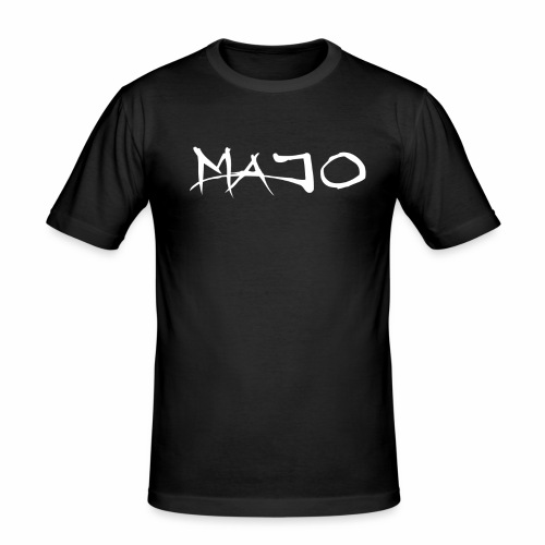 Majo Raw - Slim Fit T-shirt herr
