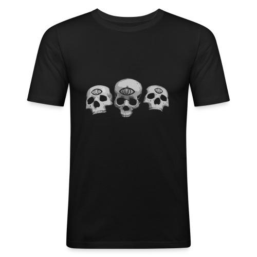 cráneo - Men's Slim Fit T-Shirt