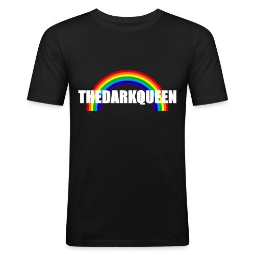 THEDARKQUEEN - Maglietta aderente da uomo