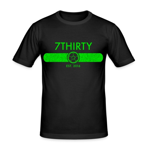 7Thirty Est. 2017 - Men's Slim Fit T-Shirt
