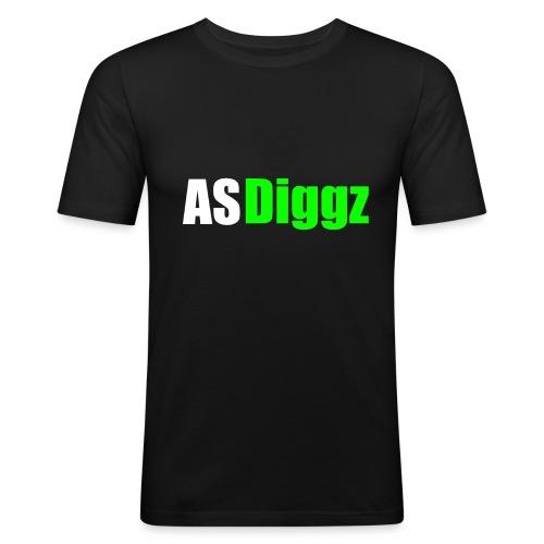 AS Diggz - Men's Slim Fit T-Shirt