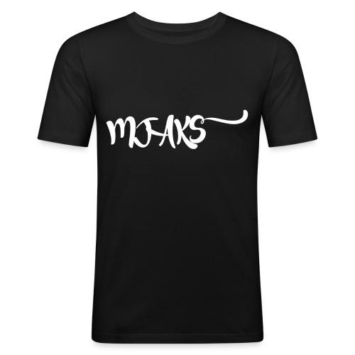 Mjaks 2017 - Mannen slim fit T-shirt