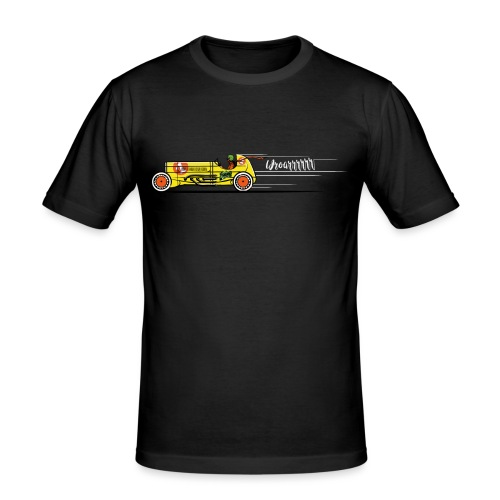 The Race - Männer Slim Fit T-Shirt