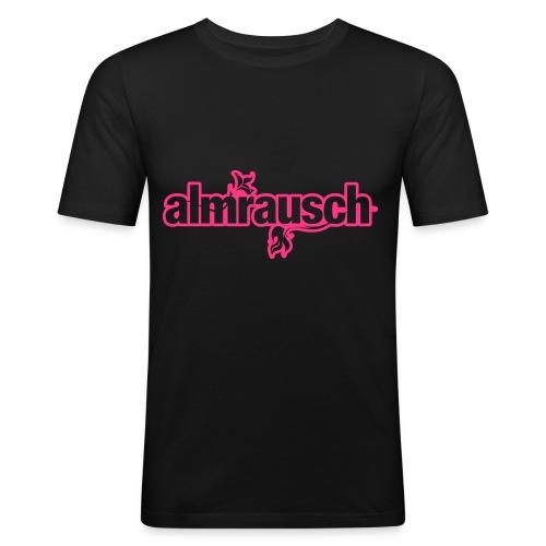 almrausch - Männer Slim Fit T-Shirt