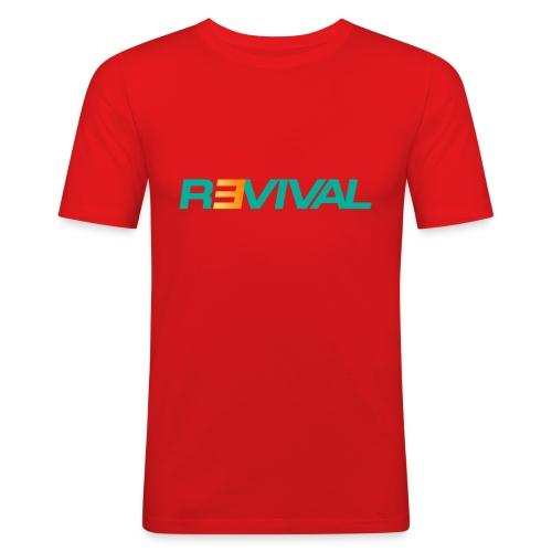 revival - Men's Slim Fit T-Shirt