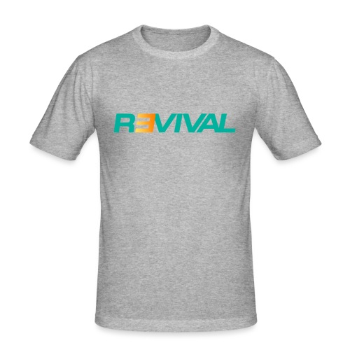 revival - Men's Slim Fit T-Shirt
