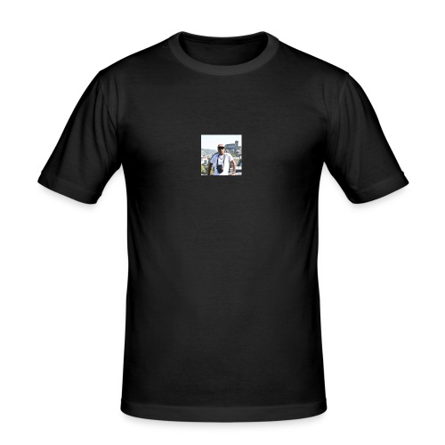 KIshanth - Männer Slim Fit T-Shirt