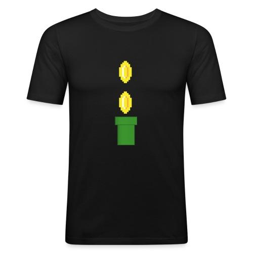 Pipeline Coin - Camiseta ajustada hombre