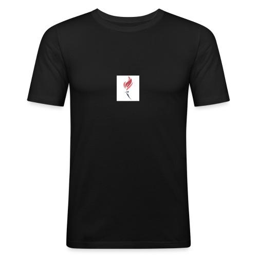 Torched Senkron - Men's Slim Fit T-Shirt