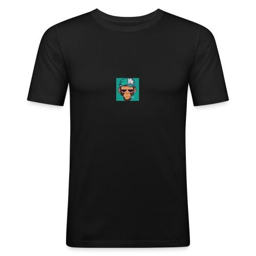 Første tshirte gratis - Slim Fit T-skjorte for menn