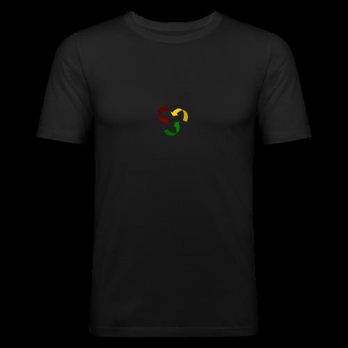 Rastacycle - T-shirt près du corps Homme