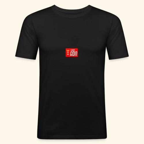 #fromGDN - Obcisła koszulka męska