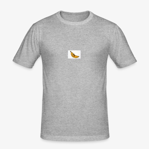 Bananana splidt - Herre Slim Fit T-Shirt