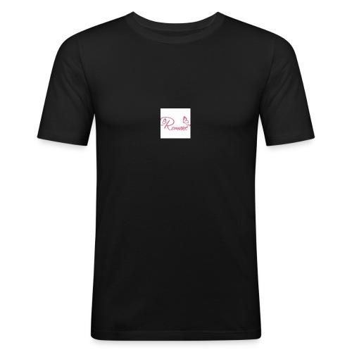Romane - T-shirt près du corps Homme