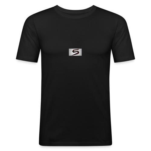 cools - Slim Fit T-skjorte for menn